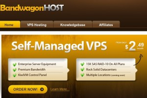 Bandwagon Host(搬瓦工) – offer VPS套餐 最低 $11.99 USD 年付 – more Storage & 流量 in Phoenix