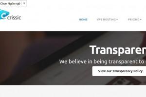 Crissic Solutions LLC – OpenVZ VPS Promo 最低 $10每年
