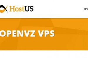 HostUS – VPS 仅 128MB $5每年 & 256MB $7每年