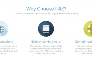 INIZ launch of KVM service – 特价机 plans includes DDOS防护