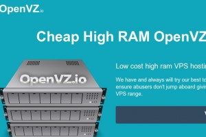 OpenVZ.IO – INIZ New Brand – Cheap 大内存 OpenVZ VPS