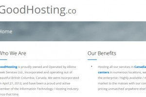 GoodHosting.co – JingLing/HitLeap Optimized VPS