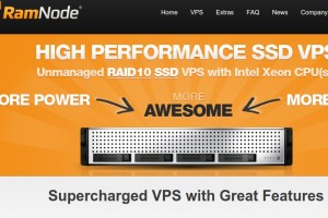 RamNode – 优惠10% All OpenVZ & KVM VPS Plans in 5位置