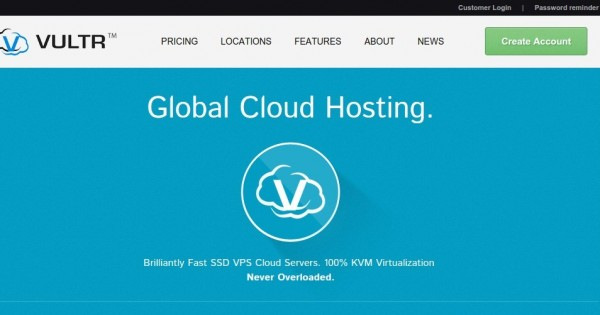Vultr extends High Speed Storage Plans to 洛杉矶 – $20 礼券 for 30 days