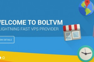 BoltVM's – Lightning VPS Lifetime Offer
