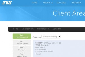 INIZ – cPanel 虚拟主机 最低 $7.50每年 – 免费Dedicated IP