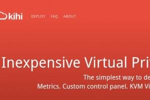 Kihi Hosting – Deploy KVM VPS 最低 $4每月 – Canada Location