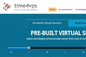 Time4VPS – 512MB内存OpenVZ VPS 仅 € 9.99每年 – EU Location