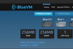 [New Year 2015] BlueVM offering 优惠90% all of VPS plans