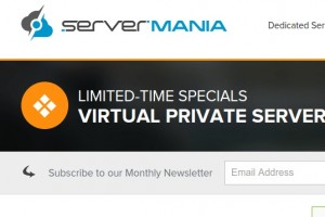 ServerMania 特价机 Offer – 2GB内存OpenVZ VPS 仅 $48每年
