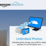 Amazon Cloud Drive launches 无限 Cloud Storage 最低 $11.99 每年