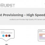 EvoBurst Solutions – 优惠20% 优惠券 for High Performance VPS