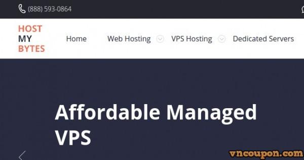 HostMyBytes – 特价机 512MB LAX KVM VPS 最低 $20每年