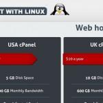 [售罄] HostWithLinux – 特价机 VPS Plans – 最低 $15每年 for 1GB 内存