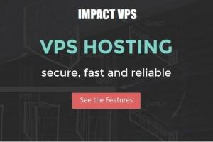 Impact VPS – 512MB 内存 & 20GB SSD VPS 最低 $12每年