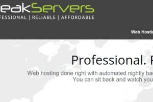 [Expired] PeakServers – 虚拟主机 仅 $0.01 for 首年
