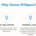 W3Space – offering 50%永久折扣 – $6.98/mo for 2GB内存KVM VPS