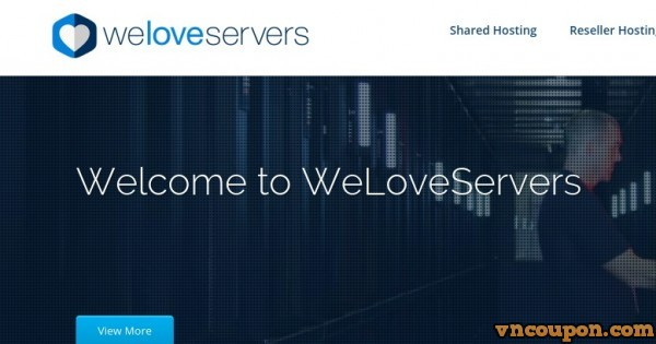 WeLoveServers expand to UK – 优惠30% Windows VPS