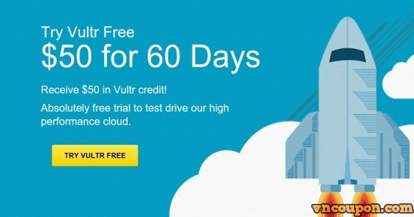 Vultr open Large Storage VPS in日本 – 免费$50 礼券
