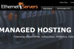 Ethernet Servers – 1GB 内存 特价机 OpenVZ VPS 最低 $1每月