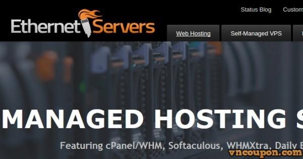 Ethernet Servers – 1GB内存特价机 OpenVZ VPS 最低 $1每月