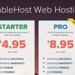 StableHost offering 优惠50% New 无限 Hosting Plans