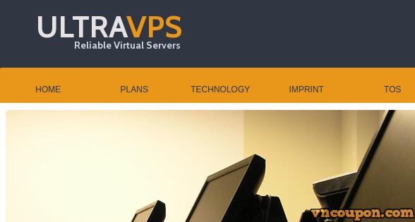 UltraVPS.eu – KVM VPS with SAS storage starting 最低 2EUR每月 in Amsterdam, Düsseldorf, Dallas, 洛杉矶