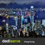 Dediserve expands to 香港, Asia – 50% 永久 Cloud VPS