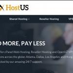 HostUS – 高性能 Ryzen KVM VPS 最低 $20每年 in 洛杉矶, Dallas, Singapore!