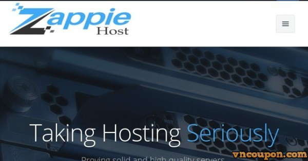 Zappie Host – New Zealand OpenVZ VPS 最低 $2.5 per month for 512MB RAM