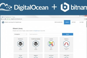 Bitnami Launchpad for DigitalOcean – 免费$20 优惠券 code for SSD Cloud VPS