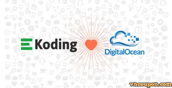 DigitalOcean are giving $20 in 免费credit for Koding Users