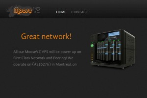 MooseVZ – A new brand of DeepNet Solutions with Budget VPS 最低 $5.5每年