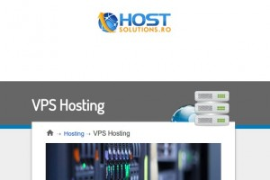 HostSolutions.ro – Offshore VPS in Romania – No DMCA – Torrent allowed start from €7EUR每年