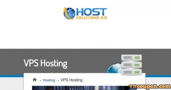 HostSolutions.ro – Offshore VPS in Romania – No DMCA – Torrent allowed start 最低 €7EUR每年