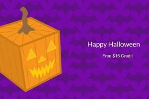 [Halloween] Linode – get $15 credit on a 新客户