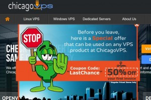 ChicagoVPS – 特价机 OpenVZ & KVM VPS from $1 USD每月 for 512MB 内存 – 2GB 内存 Windows VPS 仅 $6每月