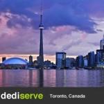 Dediserve – Toronto, Canada Now Live! 优惠50% Cloud VPS