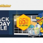 黑色星期五 & 网络星期一节日 2015 –  HostGator 优惠80% for 虚拟主机