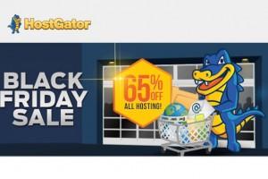 黑色星期五 & Cyber Monday 2015 –  HostGator 优惠80% for 虚拟主机