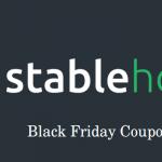 [黑色星期五] StableHost 虚拟主机 – 75%永久折扣
