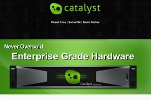Catalyst Host restock Promo VPS 333TB流量 仅 $12每年
