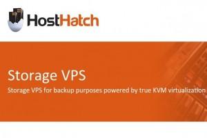 HostHatch – Storage KVM VPS in 3位置 最低 $3每月