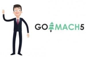Go Mach 5 – 独服 提供 最低 $40每月 in 洛杉矶