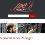 Joe's Datacenter – Awesome 独服 仅 $20每月 in Kansas City
