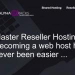 AlphaRacks Master 分销型虚拟主机 started at $12每年