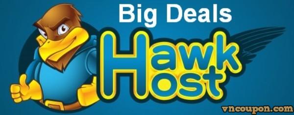 [Flash Sale] Hawk Host – 节省 55% On All Hosting Plans