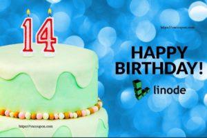 Linode's 14th Birthday – Double 内存 + $20 USD 免费Credit 限新客户