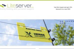 LiteServer – OpenVZ & KVM VPS from €13.60每年 in Netherlands – 优惠15% 优惠码