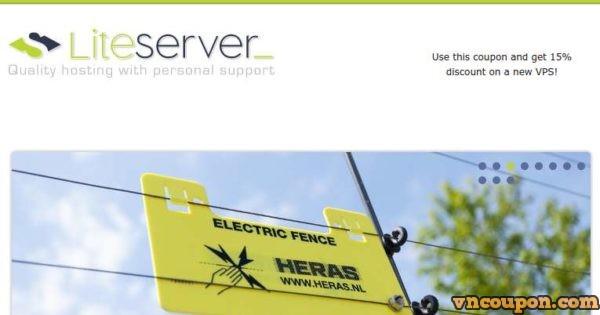 [黑色星期五 2016] LiteServer – Lifetime 优惠40% on all  VPSes!